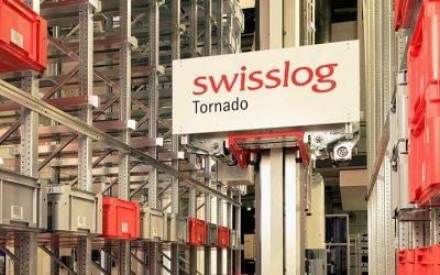 Swisslog Sostenido Crecimiento Junto A Mersan